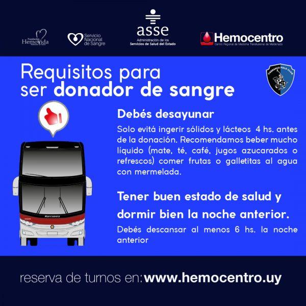 Posteo campaña donacion de sangre 3